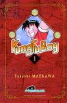 Kungfu Boy #1 by Takeshi Maekawa