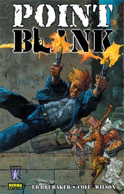 Point Blank by Ed Brubaker
