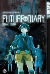 Future Diary, Volume 10 by Sakae Esuno