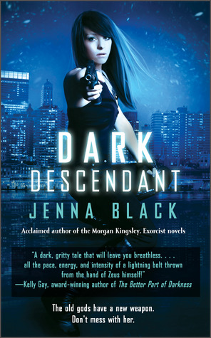 Book Review: Jenna Black's Dark Descendant