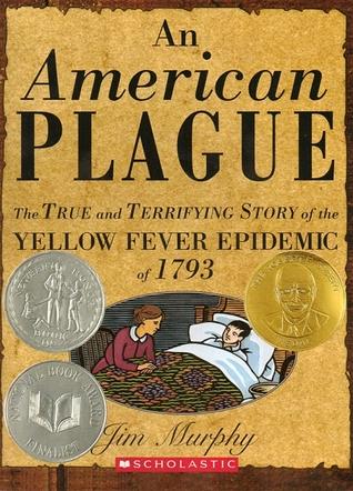An American Plague by Jim  Murphy
