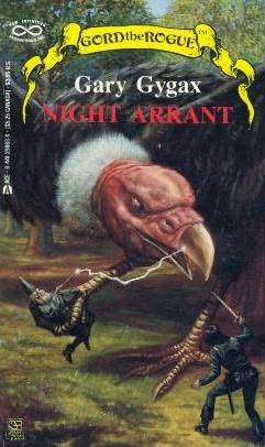 Night Arrant (Greyhawk: Gord the Rogue, #2)