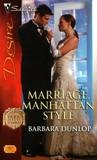 Marriage, Manhattan Style (Park Avenue Scandals #4)