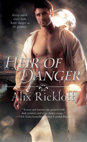 Heir of Danger by Alix Rickloff