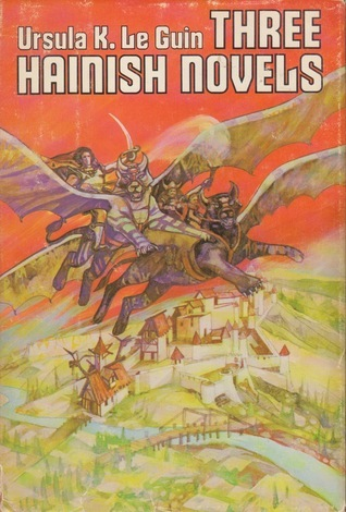 Three Hainish Novels by Ursula K. Le Guin
