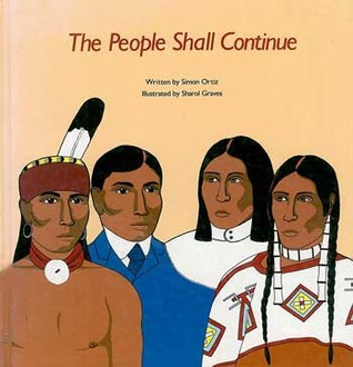 The People Shall Continue by Simon J. Ortiz