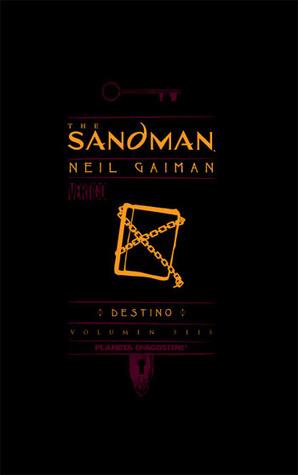 Ebook Sandman Absolute 6: Destino by Neil Gaiman PDF!