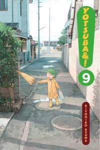 Yotsuba&!, Vol. 9