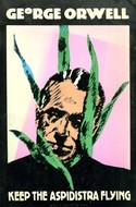 character analysis of gordon comstock in george orwells keep the aspidistra flying