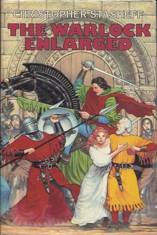 The Warlock Enlarged (Warlock, #2-4)