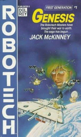 Genesis by Jack McKinney