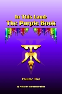 Free Epub In This Land: The Purple Book, Volume Two