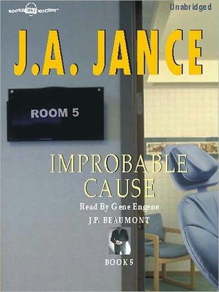 Improbable Cause (J.P. Beaumont, #5)