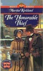The Honorable Thief by Martha Kirkland