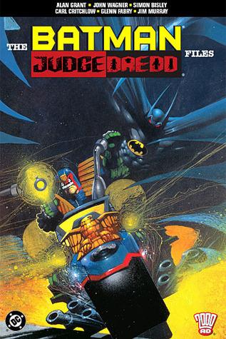 The Batman/Judge Dredd Files