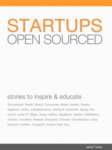 Startups Open Sourced