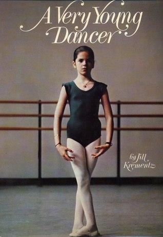 A Very Young Dancer by Jill Krementz