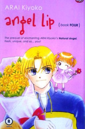 Angel Lip, Vol. 4 (Angel Lip, #4)