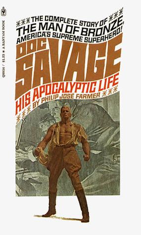 Doc Savage by Philip José Farmer