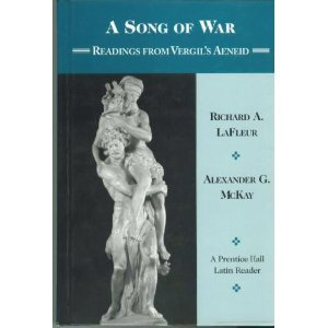 A Song of War: Readings From Vergil's Aeneid