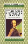 Storia della letteratura francese