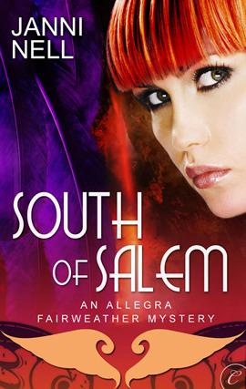 South of Salem (Allegra Fairweather Myst...