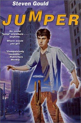 Steven Gould: Jumper series