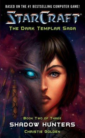 Shadow Hunters(The Dark Templar Saga 2)