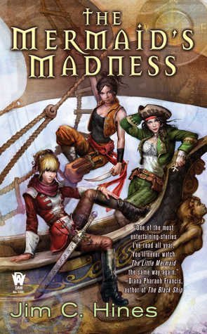 The Mermaid's Madness (Princess, #2)