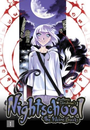 Nightschool: The Weirn Books, Vol. 1(Nightschool: The Weirn Books 1)