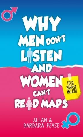 Amazon kindle scarica libri sul computer Why Men Don't Listen and Women Can't Read Maps PDF RTF by Allan Pease, Barbara Pease