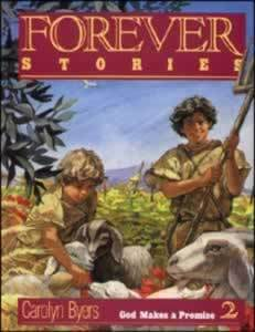 God Makes A Promise (Forever Stories Funbook; Vol. 2)