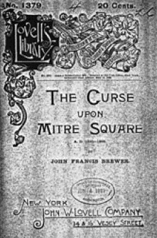 The Curse Upon Mitre Square