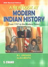 A New Look At Modern Indian History: Men Of Destiny