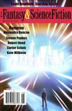 Fantasy & Science Fiction, May/June 2011 (The Magazine of Fantasy & Science Fiction, #695)