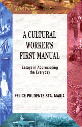 a cultural worker s first manual essays in appreciating the  11370101