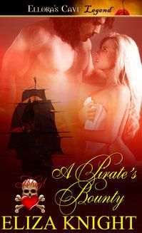 A Pirate's Bounty by Eliza Knight