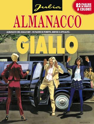 Almanacco del giallo 2007 - Julia: Il caso del principe rapito