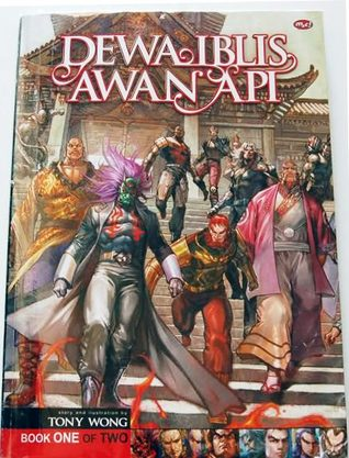 Ebook Komik Tony Wong