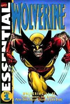 Essential Wolverine, Vol. 1 by Chris Claremont
