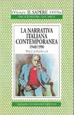 La narrativa italiana contemporanea (1940-1990)