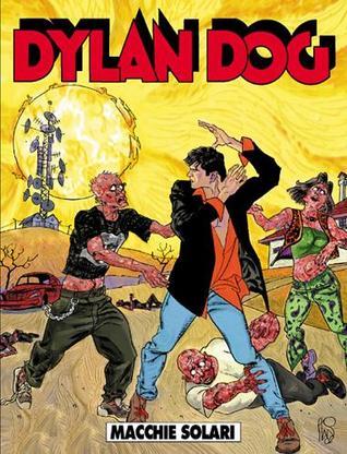 Dylan Dog n. 192: Macchie solari
