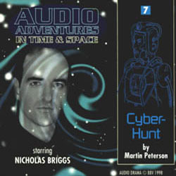 The Wanderer: Cyber-Hunt (BBV Adventures in Time and Space, #7, Doctor Who Spin Off)