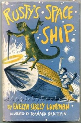 Rusty's Space Ship