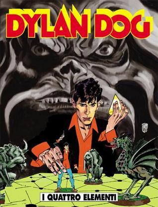 Dylan Dog n. 197: I quattro elementi