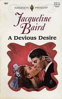 A Devious Desire (Harlequin Presents, #1827)