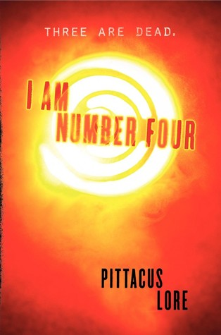 Pittacus Lore: Lorien Legacies series