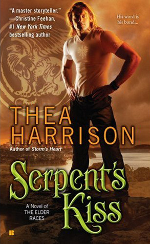 Book Review: Thea Harrison's Serpent's Kiss