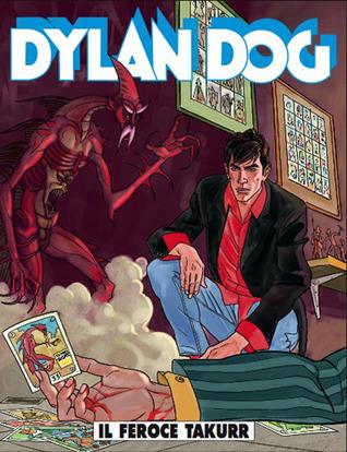 Dylan Dog n. 256: Il feroce Takurr