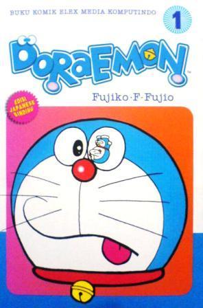 Doraemon Vol. 1 (Edisi Japanese Binding)